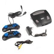 Игровая приставка 16-bit Sega Magistr Drive 2 Little 98 игр, 2 джойстика, кабель AV, адаптер