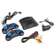 Игровая приставка 16-bit Sega Magistr Titan 2 400 игр, SD/MP3/Фото, 2 джойстика, кабель AV, адаптер