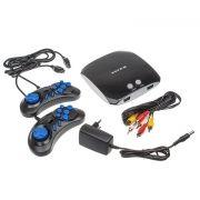 Игровая приставка 16-bit Sega Magistr Titan 3 500 игр, SD/MP3/Фото, 2 джойстика, кабель AV, адаптер