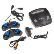 Игровая приставка 8-bit Dendy Master 195 игр, 2 джойстика, кабель AV, адаптер