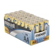 Батарейка AA Maxell LR6/32BOX, Alkaline, 32шт, коробка