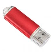 64Gb Perfeo E01 Red Economy Series USB 2.0 (PF-E01R064ES)