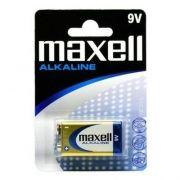 Батарейка 9V MAXELL 6LR61/1BL щелочная, блистер