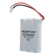 Аккумулятор для радиотелефона ROBITON DECT-T207-3XAAA 3.6V 600mAh Ni-Mh (13471)