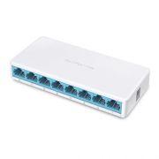 Коммутатор Mercusys MS108, 8 портов 10/100 Mбит/с
