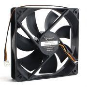 Вентилятор 120 x 120 x 25, 3 pin, 12V, гидродинамич. подшипник, кабель 30 см, Gembird (D12025HM-3)