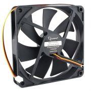 Вентилятор 140 x 140 x 25, 3 pin, 12V, гидродинамич. подшипник, кабель 40 см, Gembird (D14025HM-3)