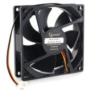 Вентилятор 92 x 92 x 25, 3 pin, 12V, гидродинамич. подшипник, кабель 30 см, Gembird (D9225HM-3)