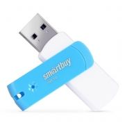 32Gb SmartBuy Diamond Blue USB3.0 (SB32GBDB-3)