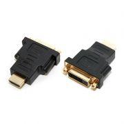 Адаптер DVI-D/F - HDMI/M, 5bites (DH1807G)