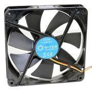 Вентилятор 140 x 140 x 25, 3 pin, 12V, втулка, 5bites (F14025S-3)
