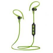 Гарнитура Bluetooth SmartBuy Agility, вставная черно-зеленая (SBH-775)
