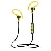 Гарнитура Bluetooth SmartBuy Agility, вставная, черно-желтая (SBH-770)