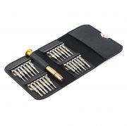 Отвертка с набором бит Cablexpert TK-SD-221, 25 предметов