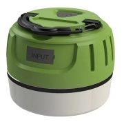 Зарядное устройство RITMIX RPB-5800LT Black/Green, 5800 мА/ч, лампа, магнит. крепление