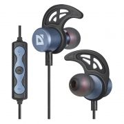 Гарнитура Bluetooth DEFENDER B685 FreeMotion, вставная (63685)