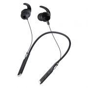 Гарнитура Bluetooth DEFENDER B735 OutFit, MP3, вставная, шейный обод, черная (63735)