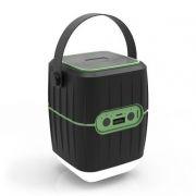 Зарядное устройство RITMIX RPB-8800LT Black/Green, 8800 мА/ч, лампа, Bluetooth колонка (15119245)