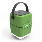 Зарядное устройство RITMIX RPB-8800LT Green/Black, 8800 мА/ч, лампа, Bluetooth колонка (15119246)