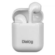 Гарнитура Bluetooth Dialog ES-25BT, вставная, белая