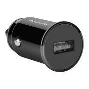 Зарядное автомобильное устройство DEFENDER UCA-12, 1A USB, черное (83591)