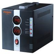 Стабилизатор напряжения Exegate DCR-1500D, 800 Вт, 2 розетки