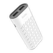 Зарядное устройство Hoco B31C Sharp, 5200 мА/ч, 1A 2xUSB, белое