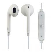 Гарнитура Bluetooth Perfeo LIGHT, вставная, белая (PF_A4309)