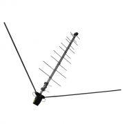 Антенна наружная для ТВ, VHF/UHF, DVB-T2, активная, Selenga 113FA (1941)