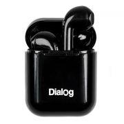 Гарнитура Bluetooth Dialog ES-25BT, вставная, черная