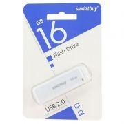 16Gb SmartBuy LM05 White USB2.0 (SB16GBLM-W)