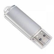 64Gb Perfeo E01 Silver Economy Series USB 2.0 (PF-E01S064ES)