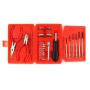 Набор инструментов Cablexpert TK-BASIC-04, 25 предметов