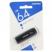 64Gb SmartBuy LM05 Black USB2.0 (SB64GBLM-K)
