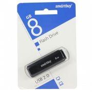 8Gb SmartBuy LM05 Black USB2.0 (SB8GBLM-K)