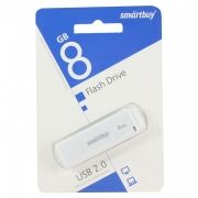 8Gb SmartBuy LM05 White USB2.0 (SB8GBLM-W)