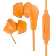 Гарнитура Perfeo ALPHA, вставная, оранжевая (PF_A4936)