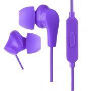 Гарнитура Perfeo ALPHA, вставная, фиолетовая (PF_A4939)