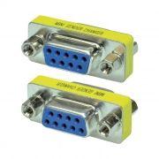 Переходник COM-порта DB9F->DB9F, ORIENT C807 (30807)