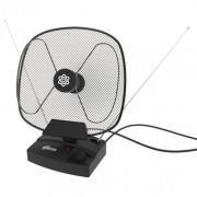 Антенна комнатная для ТВ, VHF/UHF/FM, DVB-T2, активная, RITMIX RTA-101 AV