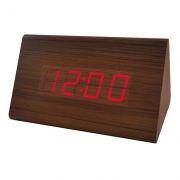 Часы будильник Perfeo PF-S711T TRIGONAL