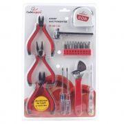 Набор инструментов Cablexpert TK-HB-120, 20 предметов