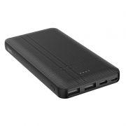 Зарядное устройство Hoco J48 Nimble, 10000 мА/ч, 2A 2xUSB, черное