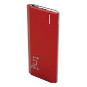 Зарядное устройство RITMIX RPB-5002 Red, 5000 мА/ч Li-pol, 2.1A USB