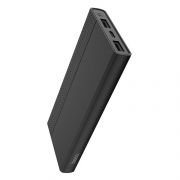 Зарядное устройство Hoco J33 Cool Freedom, 10000 мА/ч, 2A 2xUSB, черное