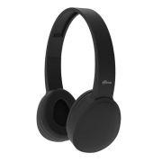 Гарнитура Bluetooth RITMIX RH-408BTH, накладная, черная