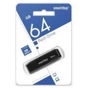 64Gb SmartBuy LM05 Black USB3.0 (SB64GBLM-K3)