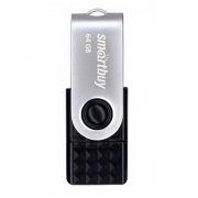 64Gb SmartBuy Trio 3-in-1 USB/Type-C/microUSB (SB64GBTRIO)