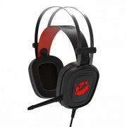 Гарнитура RITMIX RH-570M Gaming, игровая, черная