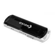 Карт-ридер внешний USB Oxion OCR004BK, черный